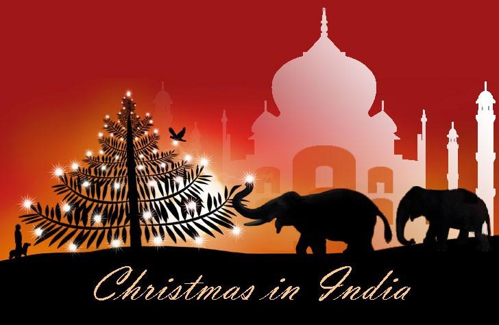 christmas in india tour 2018